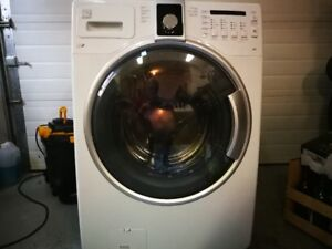 Front load Kenmore washer for sale