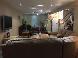New Basement apartment for Rent