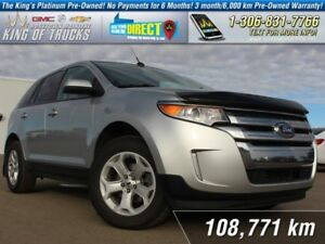 2014 Ford Edge SEL Heated Front Seats   PST Paid