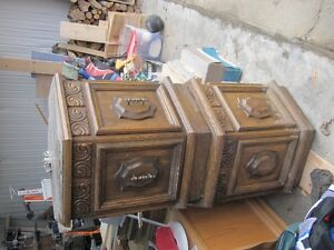 Tables antiques - Portes