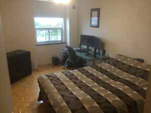 Two-bedroom Apartment on Lake Ontario–Room Available