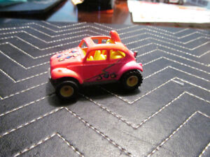 Hot Wheels HW Baja Bug pink Real Riders