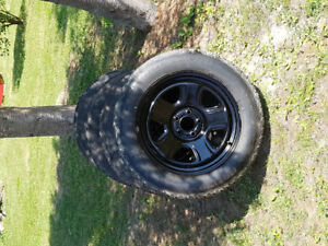 18 inch Tires and Rims for sale