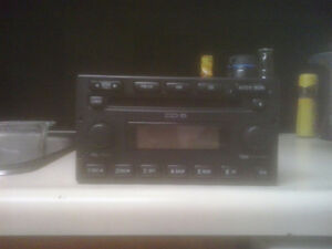 2001-2007 Ford Escape Factory Stereo