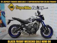 2015 15 YAMAHA MT-09 ABS 900CC 0% DEPOSIT FINANCE AVAILABLE