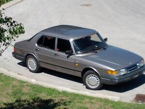 1990 Saab 900 900S Berline