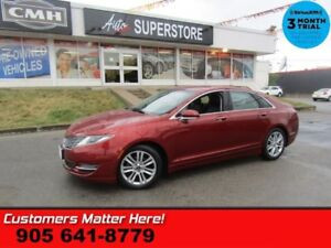 2014 Lincoln MKZ   HYBRID NAV BS CS PWR-TRUNK CAM P/SEATS PARK-S