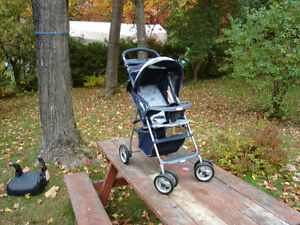 Safety first stroller for sale