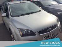 2008 FORD FOCUS 1.8 Zetec Low Miles 2 Owners Aircon