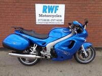 TRIUMPH SPRINT ST 955I, 2004, ONLY 2 OWNERS & 20,888 MILES, FSH, 12 MONTHS MOT