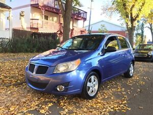 2009 Pontiac Wave G3 SE Sunroof 100Kms Just $5,500