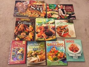 11 Cookbooks