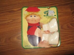 Cabbage Patch Collection of items unopened