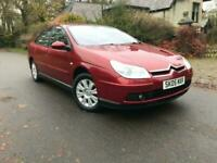2005 Citroen C5 2.0 HDi 16v Exclusive 5dr Hatchback Diesel Manual