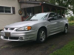 Absolutely mint 2004 Grand Am GT Ram Air NEEDS NOTHING