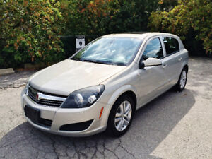 2008 Saturn Astra Hatchback Pano Roof Heated Seats No Accidents