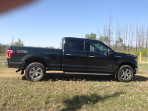 2016 Ford F-150 Supercrew 4x4 XTR
