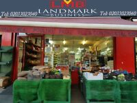 SUPERMARKET WITH BUTHCHERS IN LEYTON FOR SALE (1) , REF: RB281