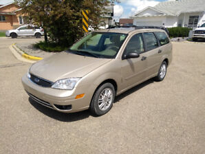 2007 Ford Focus SES Wagon - Exceptionally Clean