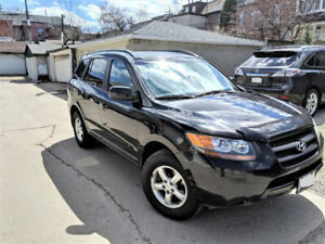 2007 Hyunda Santa FE GL - 5 Speed Manual Transmission