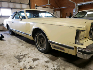 Lincoln Continental Great Selection Of Classic Retro Drag And