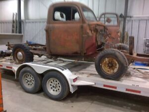 1948 ford cab