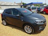 2017 Vauxhall Mokka 1.4T Elite Navigation 5 Door Hatchback Petrol Manual
