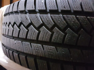 4 winter tires, 19 inch diamatere tiers, brand new