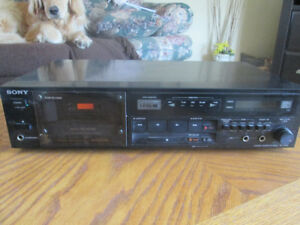 Sony Cassette Tape Electronic Player