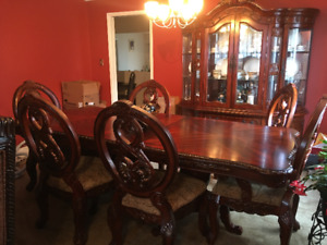 China Cabinets and Dining Table for Sale