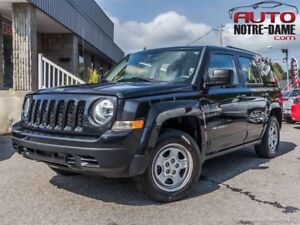 Jeep Patriot FWD 4dr ** NOUVEL ARRIVAGE **  2011