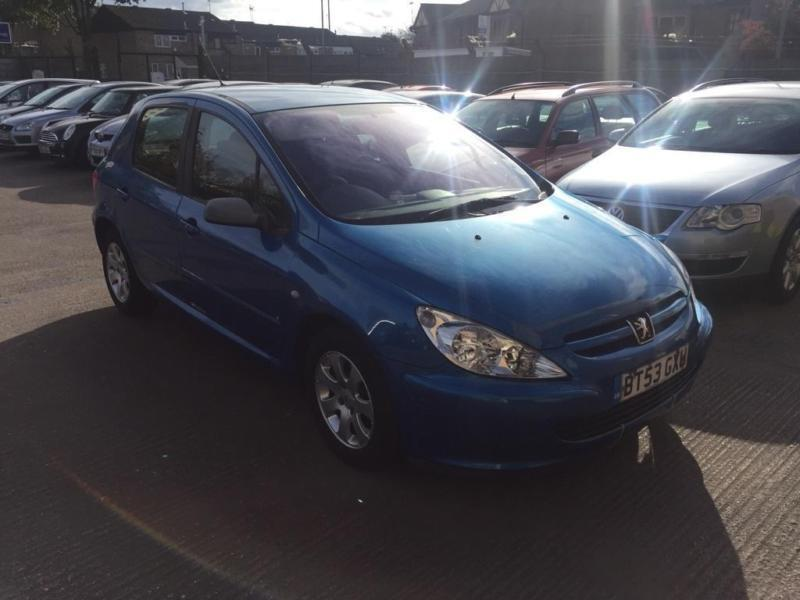 2003 Peugeot 307 2.0 HDi S 5dr (a/c)