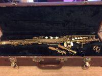 Arbiter Pro Sound Soprano Saxophone