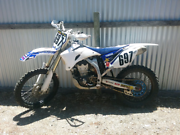 YZ450F, Is an awsome bike. Plenty of power and handles well. Clayton Bay Alexandrina Area Preview