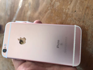 iPhone 6s rose gold waranty till 2019
