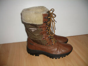 ** London Fog ** Bottes d'hiver boots for size 7 US lady / 38 EU