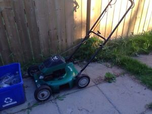 Lawnmower exchange- replace your old mower