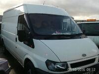 Ford Transit 2.4TDI ( 115PS ) 2004.75MY 350 LWB