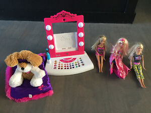 Barbie toys - all for $40