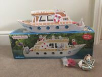 Sylvanian Familes Pleasure Boat. NEW PRICE!