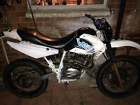 VR 125 OFFROAD TRIAL BIKE