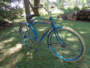 1930's SUPERCYCLE ANTIQUE BIKE
