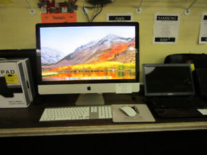 """Apple 27"""" IMac (Mid 2011) For Sale At Nearly New Port Hope"""