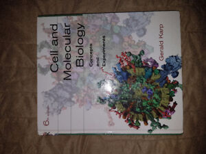 UVic BIOL 225 - Cell Biology Textbook