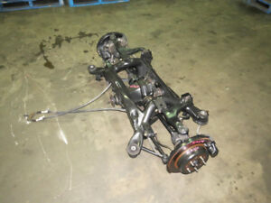 JDM 01-05 Toyota Altezza Rear Subframe Assembly Differential 3S