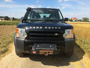 Land Rover Discovery TDV6, 7-Sitz, Motor 50000 Km ! Winde