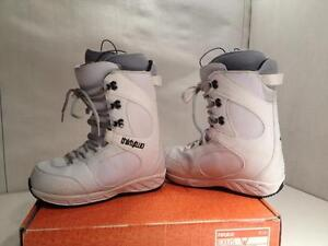 ThirtyTwo Exus women's snowboard boots, size 9.5 US, 41 EUR