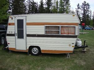 1978 Travelaire Travel Trailer - A Great Value!