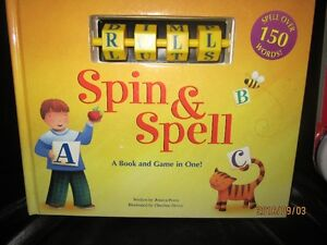 Spin and Spell & Musical Book with Piano