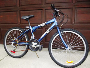 18 SPEED SUPERCYCLE MOUNTAIN BIKE
